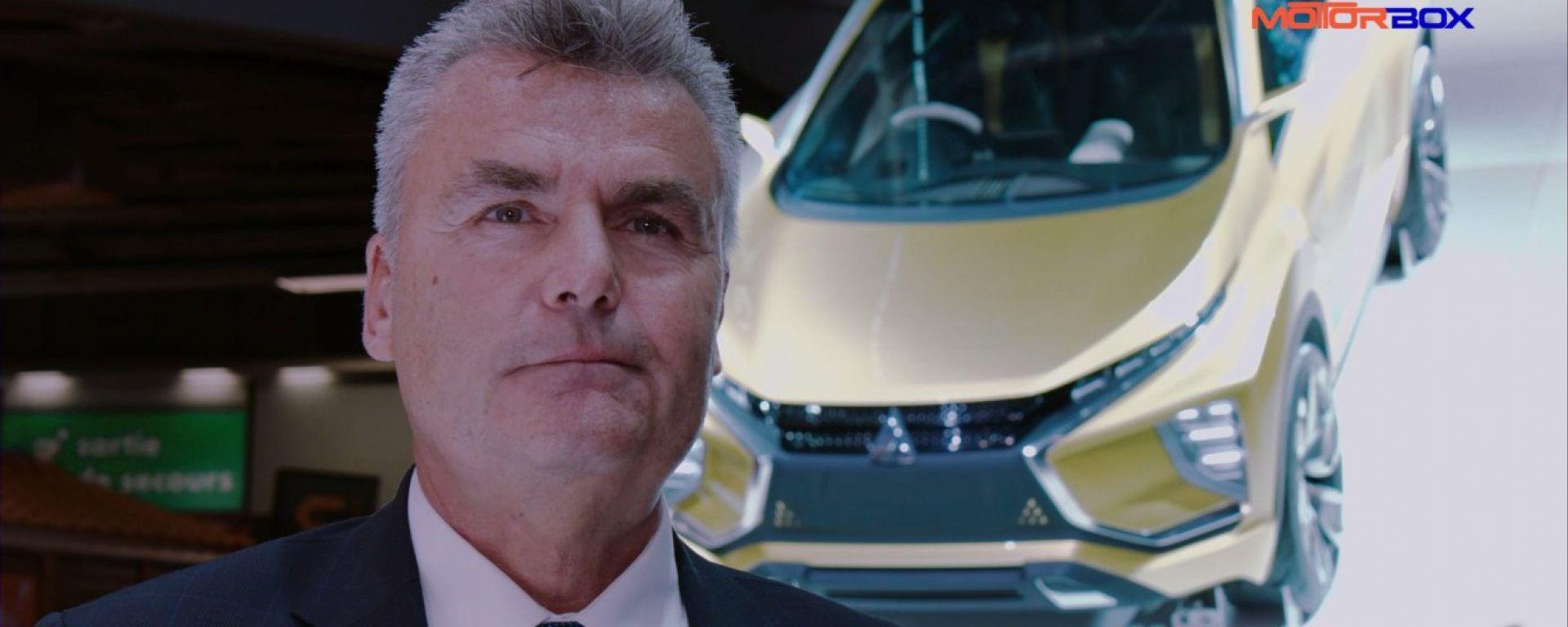 Moreno Seveso, Direttore Generale di Mitsubishi Motor Italia