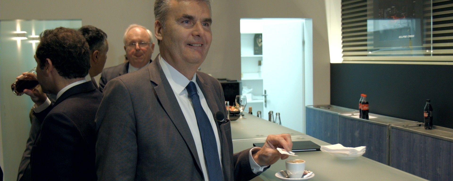 Moreno Seveso, Direttore Generale di Mitsubishi Motors Italia
