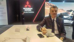 Mitsubishi Salone di Ginevra: Moreno Seveso ci parla di e-Evolution