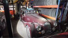Morgan con motore Buick