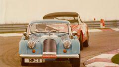 Morgan Plus 8 50th Anniversary: una special nata sulla pista - Immagine: 3