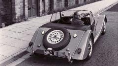 Morgan Plus 8 50th Anniversary: una special nata sulla pista - Immagine: 5