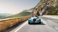 Morgan Plus Four  frontale