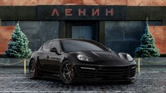 Moscow Kremlin Panamera Stingray GTR Crocodile by TopCar - Immagine: 3