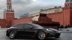 Moscow Kremlin Panamera Stingray GTR Crocodile by TopCar - Immagine: 2