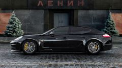 Moscow Kremlin Panamera Stingray GTR Crocodile by TopCar - Immagine: 7