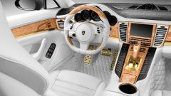 Moscow Kremlin Panamera Stingray GTR Crocodile by TopCar - Immagine: 12