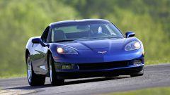 Most fun to drive: Corvette C6 2008