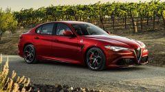 Most surprising car: Alfa Romeo Giulia Quadrifoglio