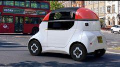 Motiv, il nuovo speciale quadriciclo elettrico di Gordon Murray