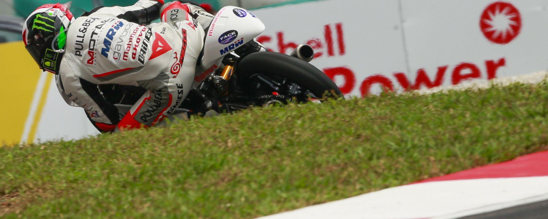 MOTO 3 SEPANG 2016: FRANCESCO BAGNAIA TRIONFA IN UNA GARA AD ELIMINAZIONE