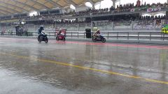 MOTO 3 SEPANG 2016: Il diluvio universale in Malesia