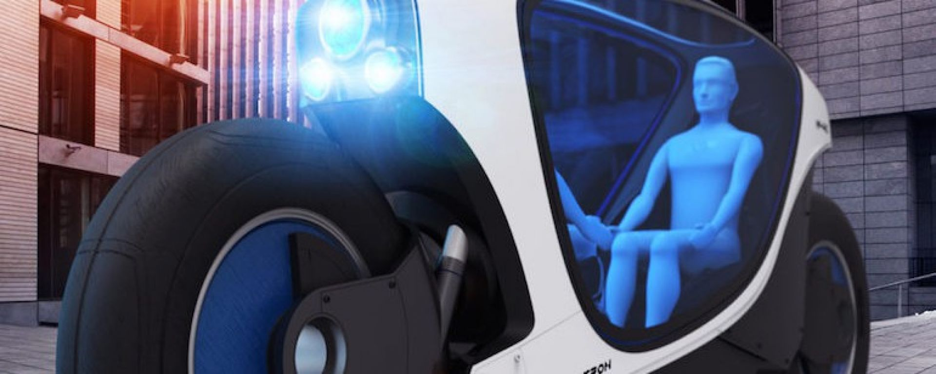 Moto a guida autonoma
