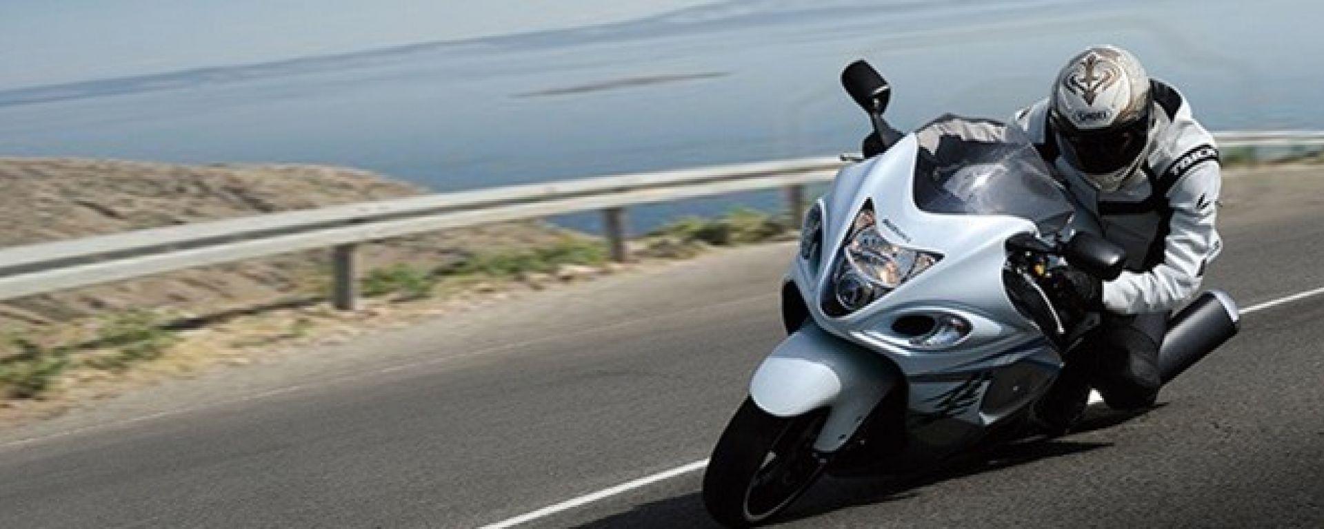 Moto Euro3, quale comprare? Magari una Suzuki Hayabusa