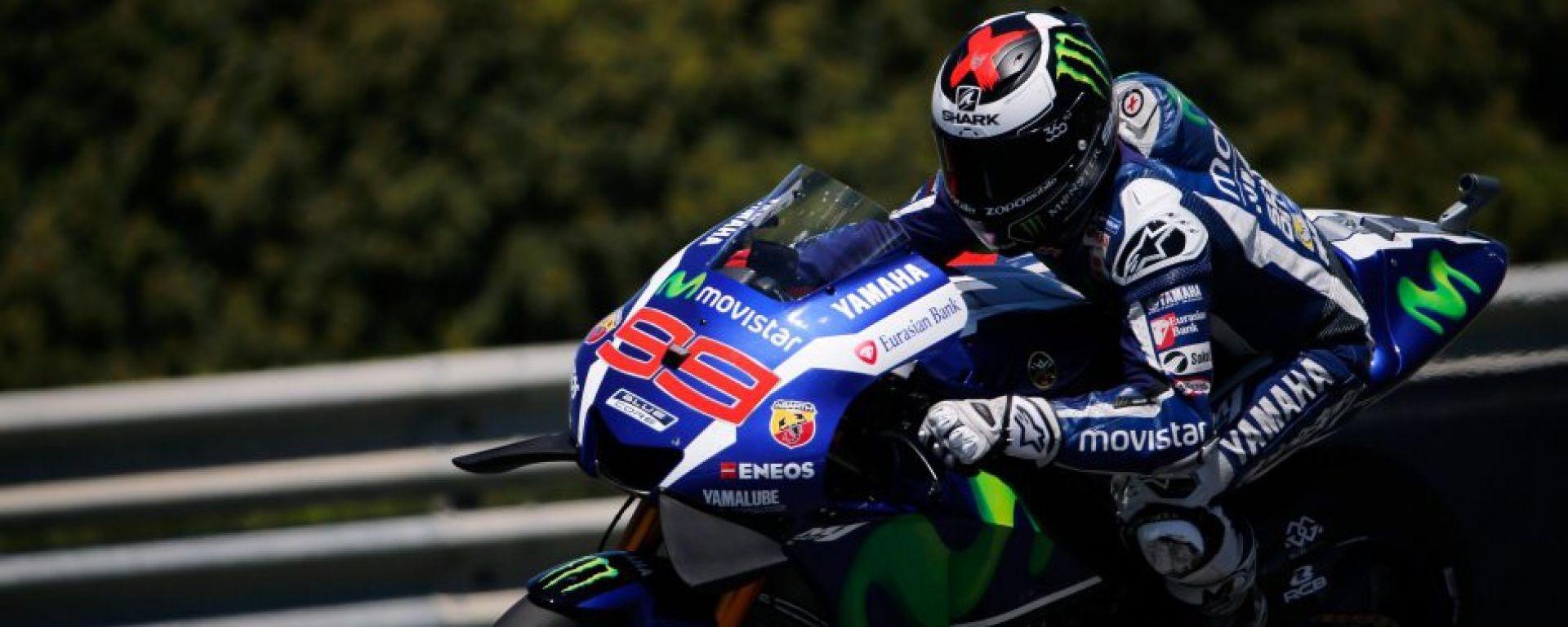 MotoGP Le Mans 2016: Jorge, la pole è tua!