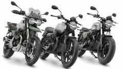 Moto Guzz V85 TT, V7 e V9 Bobber Centenario