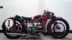 Moto Guzzi 4V 500