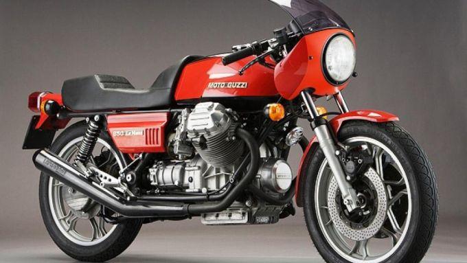 Moto Guzzi 850 Le Mans (1975)