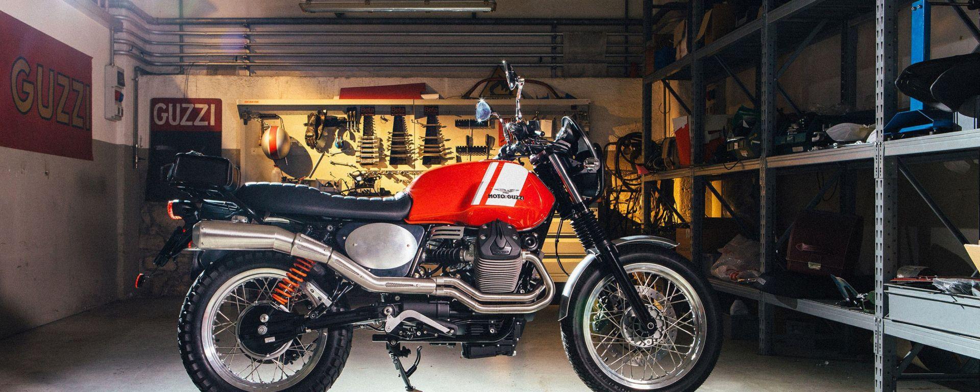 Moto Guzzi al Motor Bike Expo