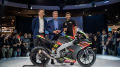 Aprilia RS 660 e Moto Guzzi V85TT protagoniste al MBE 2020 - Immagine: 4