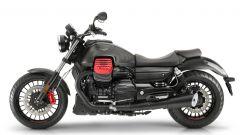 Moto Guzzi Audace Carbon: vista laterale