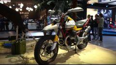 Moto Guzzi Concept V85 a Eicma 2017