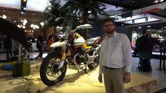 Moto Guzzi Concept V85: in arrivo una nuova famiglia di moto [VIDEO] - Immagine: 1