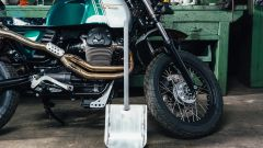Moto Guzzi Erpico e Hunter, le prime creazioni di Lord of the Bikes - Immagine: 3