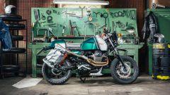 Moto Guzzi Erpico e Hunter, le prime creazioni di Lord of the Bikes - Immagine: 2