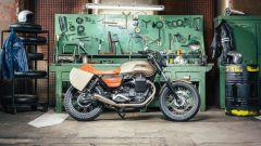 Moto Guzzi Erpico e Hunter, le prime creazioni di Lord of the Bikes - Immagine: 12