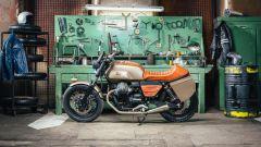 Moto Guzzi Erpico e Hunter, le prime creazioni di Lord of the Bikes - Immagine: 13