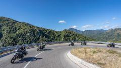 Moto Guzzi Experience 2021: Sardegna, Toscana, Dolomiti, ma anche Balcani, Tunisia e Capo Nord