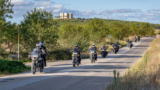 Moto Guzzi Experience 2021: tour in Italia, nei Balcani, in Tunisia e anche a Capo Nord