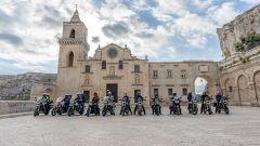 Moto Guzzi Experience: in sella alle moto di Mandello in Italia e all'estero
