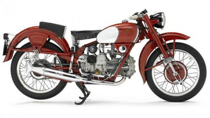 Moto Guzzi Falcone Sport (1950)