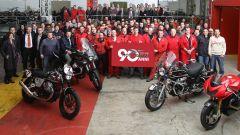 Moto Guzzi festeggia 90 anni - Immagine: 1