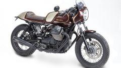 Moto Guzzi: il premio della Lotteria