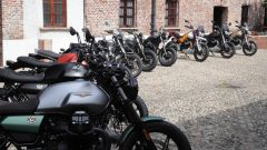 Moto Guzzi: la gamma 2021