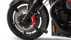 Moto Guzzi MGX-21, il cerchio anteriore