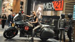Moto Guzzi MGX-21, Intermot 2016