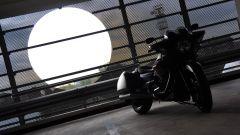 Moto Guzzi MGX-21, parcheggio