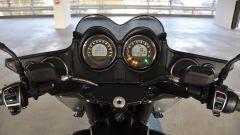 Moto Guzzi MGX-21, ponte di comando