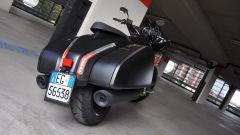 Moto Guzzi MGX-21, valigie laterali