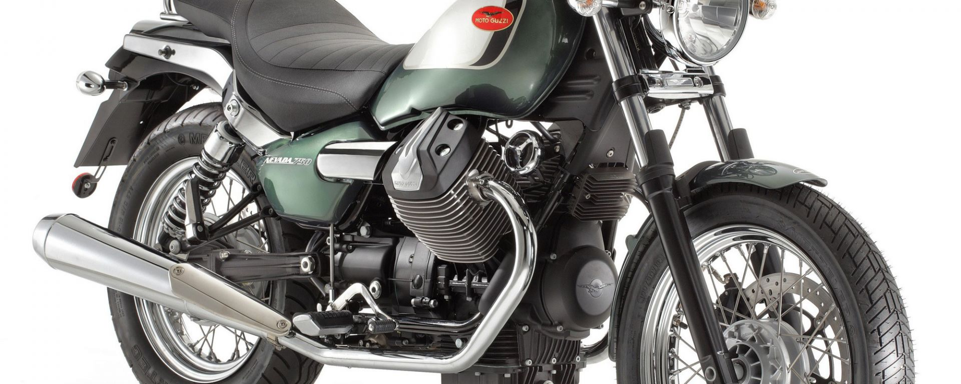 Moto Guzzi Nevada 2012