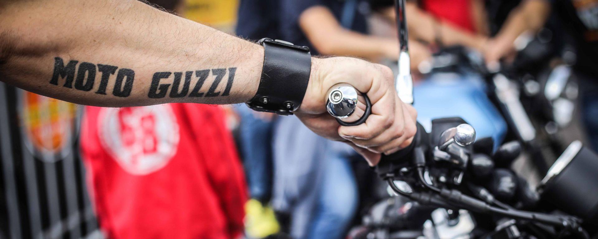 Moto Guzzi Open House 2018: la festa a Mandello, tra musica e divertimento