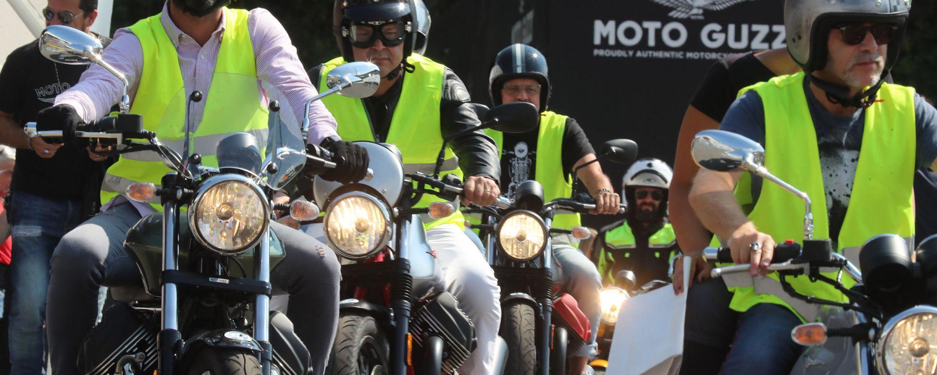 Torna Moto Guzzi Open House: ecco il programma dell'edizione 2019