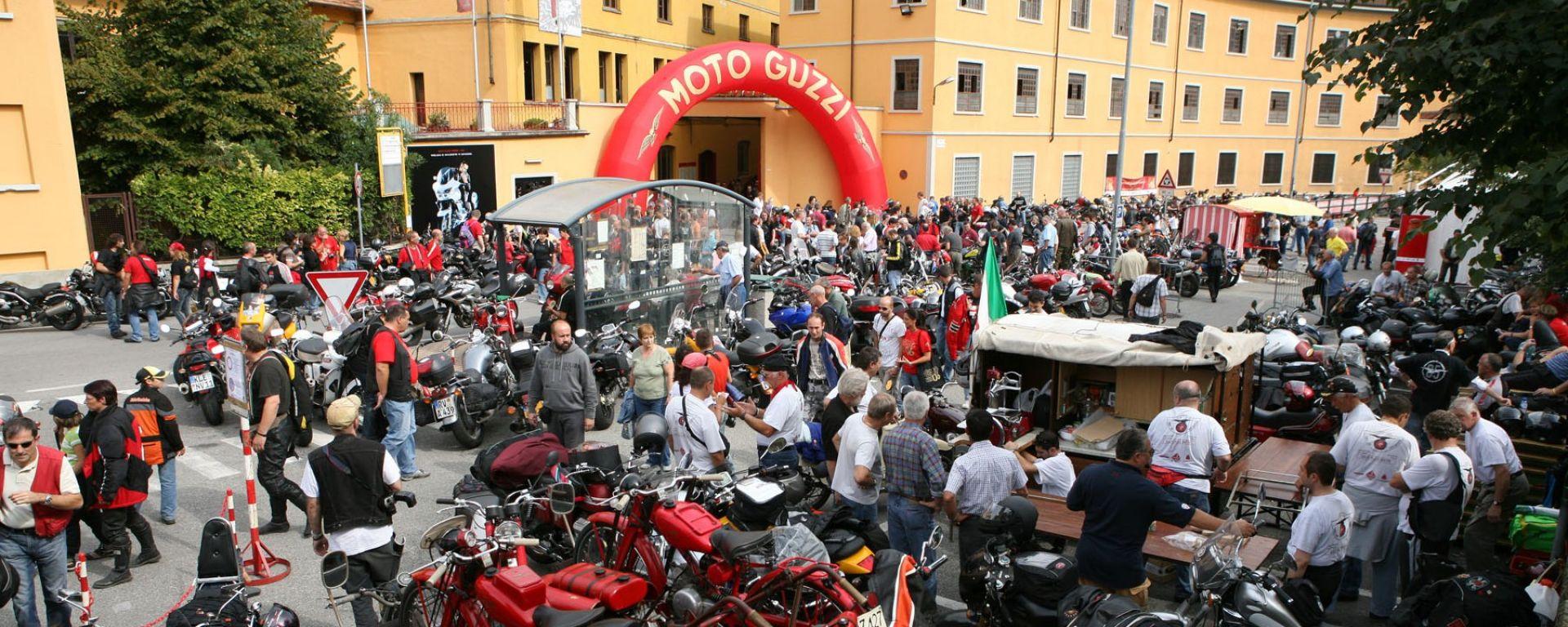 Moto Guzzi Open House 9-11 settembre 2016
