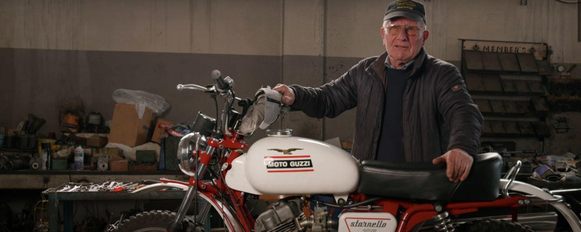 Moto Guzzi: per i 100 anni del marchio Mandello del Lario ha realizzato un documentario