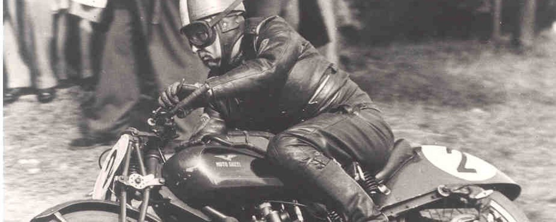 Moto Guzzi ritorno alle corse