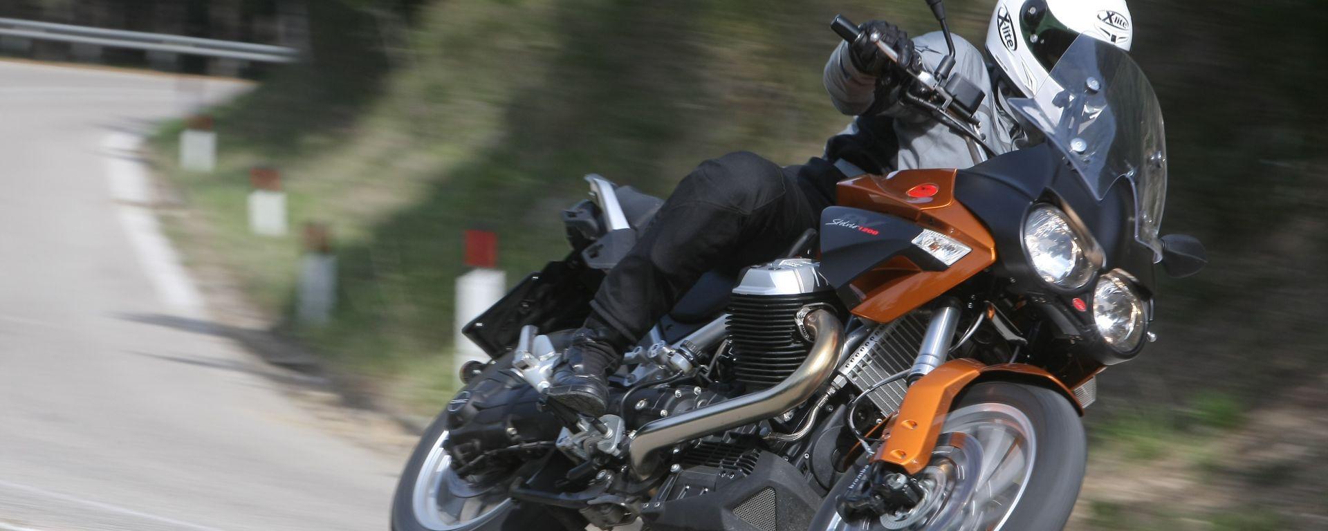 Moto Guzzi Stelvio 2011